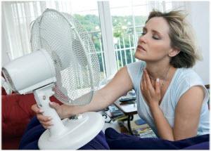 rana menopauza simptomi