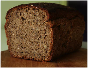 napravite hleb od heljde kod kuće