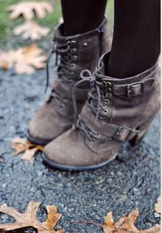 kožne čizme  gležnjače za jesen  2014