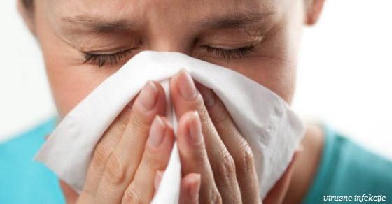 sezonske prehlade