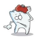 kad zub boli