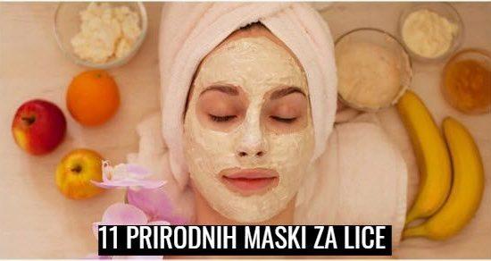 prirodne maske za lice protiv bora