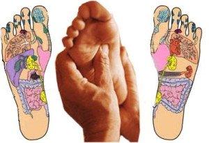 refleksologija stopala mapa