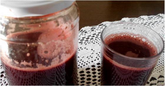 sirup od cvekle recept
