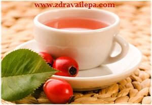 čaj od gloga recept