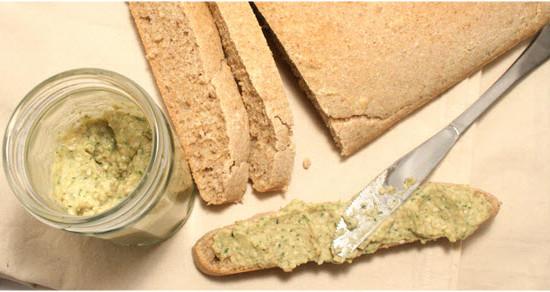 humus od slanutka
