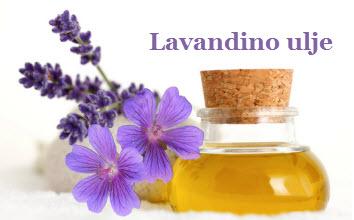 lavandino ulje za kosu