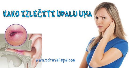 simptomi upale uha