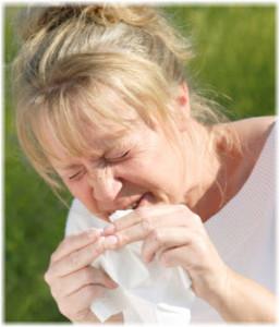alergija na ambroziju simptomi koji se javljaju