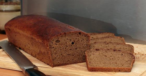 napravite hleb od heljdinog brašna