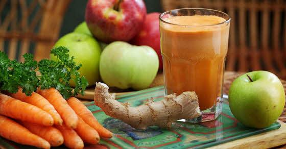 Kako podići imunitet sokovima i čajevima
