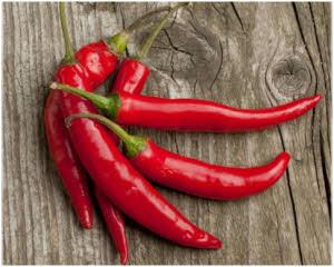 ljute papričice za zdravlje
