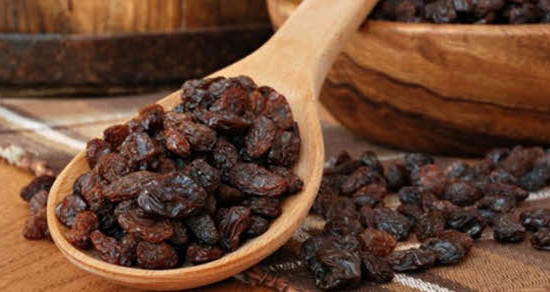 sušene grožđice za zdravlje
