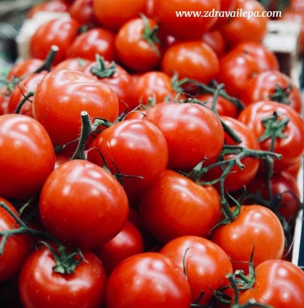čeri paradajz uzgoj u saksiji