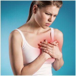 srčani udar kod žena