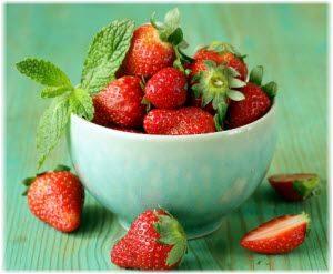 jagode kalorije