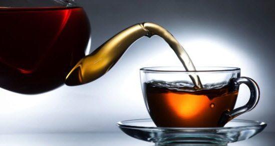 priprema crnog čaja za kosu