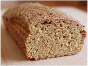 domaći hleb bez kvasca i glutena
