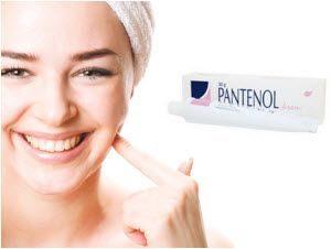 pantenol krema upotreba za lice