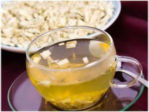 beli slez recept za čaj