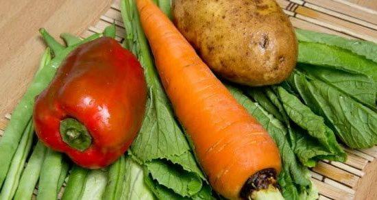 ishrana presnom hranom