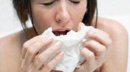 alergija na zimu kako se leči
