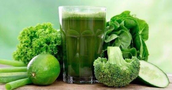 zeleni kašasti sokovi za zdravlje