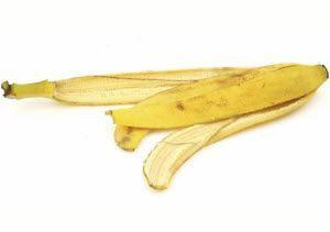 kora od banane za bele zube