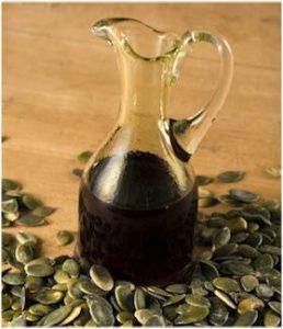 ulje od bundeve kako se koristi