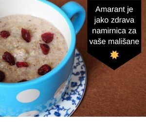 kako se koristi amarant