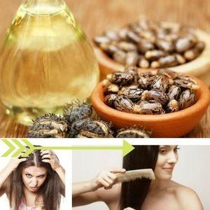 Ricinusovo ulje za kosu, obrve i trepavice je odlično sredstvo