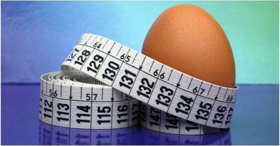 kuvana jaja za mršavljenje i dijetu