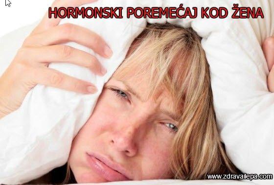poremećaj hormona prirodno lečenje