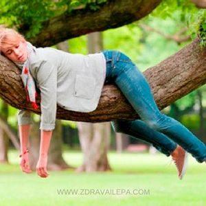 stalni umor i isrpljenost štete vašem imunitetu