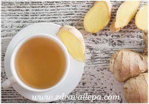 čaj za imunitet sa medom
