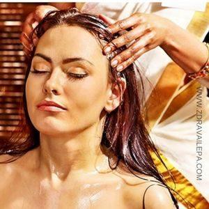 Brahmi ulje i amla za savršeno negovanu kosu