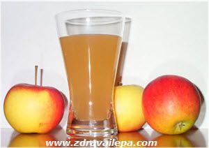 recept za sok od jabuka domaći