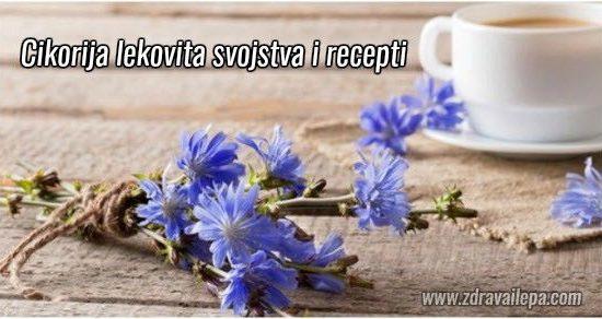 kafa od cikorije recept