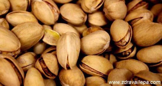 pistacije koliko su zdrave