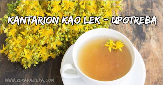 Gospina-trava-čaj