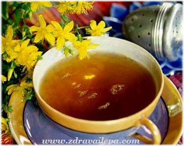 kantarion čaj lekovita svojstva