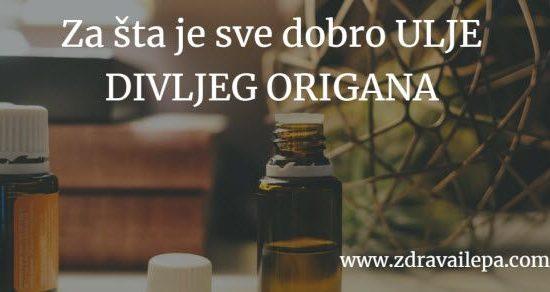 origano ulje za trudnice