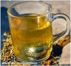 čaj od pelina za želudac protiv nadutosti