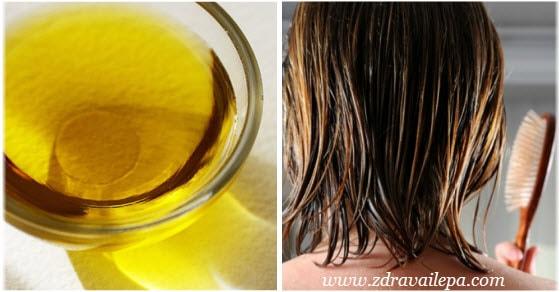 čičkovo ulje za kosu kako se koristi