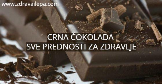 najzdravija crna cokolada
