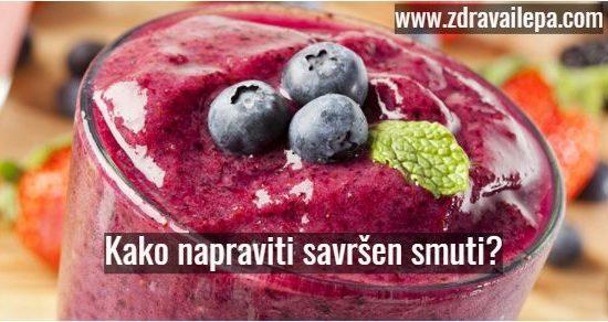 zdravi nutribullet recepti