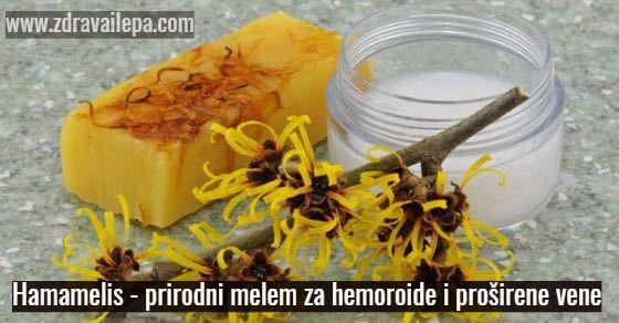 hamamelis krema protiv hemoroida