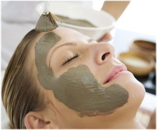 zelena glina maska za lice sve prednosti