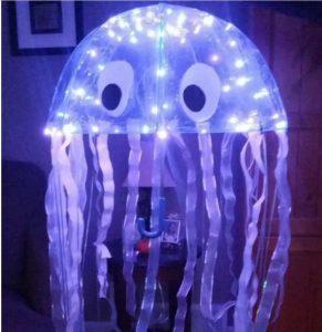 meduza kostim za noc vestica
