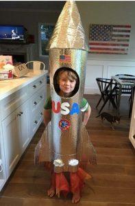 kostim raketa za sve prilike